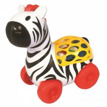 Купить каталка kiddieland развивающая игрушка зебра kid 056812