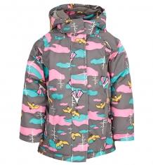 Купить куртка lappi kids, цвет: серый ( id 9713268 )