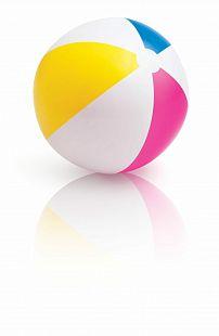 Купить мяч intex с цветными сегментами 5х61 ( id 186585 )