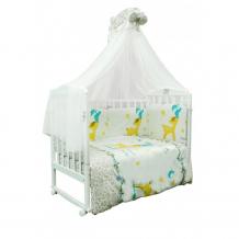 Купить комплект в кроватку sweet baby renna (7 предметов)
