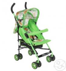 Купить коляска-трость glory 1105 l, цвет: зеленый ( id 10264880 )