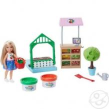 Купить игровой набор barbie овощной сад челси 14 см ( id 8204401 )