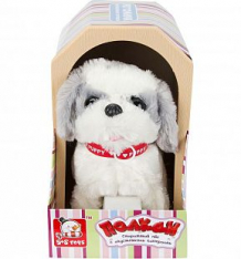 Интерактивная мягкая игрушка S+S Toys Собачка 17 см ( ID 3772282 )
