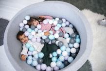 Купить anlipool сухой бассейн с комплектом шаров №45 big bubble anpool1800119