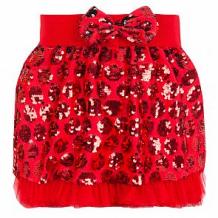 Купить юбка kira kids, цвет: красный ( id 12208246 )