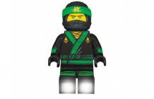 Купить светильник lego игрушка-минифигура фонарь ninjago movie lloyd lgl-to22l