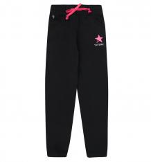 Купить брюки спортивные 4teen, цвет: черный ( id 8261383 )