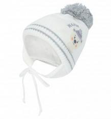 Купить шапка ewa dodo, цвет: бежевый ( id 9806460 )