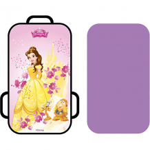 """Купить ледянка 1toy """"disney princess"""" белль, прямоугольная, 72х41 см 7241971"""