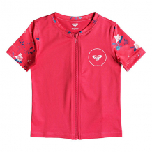Купить гидрофутболка детская roxy shortbreak rouge red tropicool розовый ( id 1204412 )