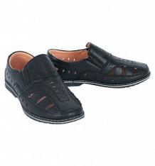 Купить туфли twins, цвет: черный ( id 9524100 )