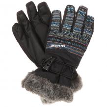Купить перчатки сноубордические женские dakine alero glove cortez черный,мультиколор ( id 1196344 )