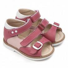Купить сандалии tapiboo, цвет: малиновый/розовый ( id 12346192 )