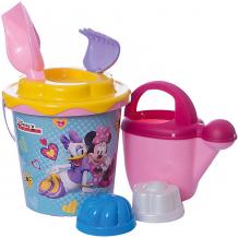 """Купить набор игрушек для песочницы полесье """"disney минни» № 12, 7 предметов ( id 7992061 )"""