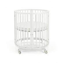 Кроватка-трансформер Stokke Sleepi Mini, белый Stokke 996750747