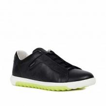 Купить полуботинки geox, цвет: черный ( id 11061428 )