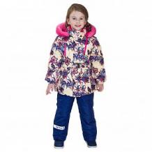 Купить комплект куртка/полукомбинезон saima, цвет: желтый/синий ( id 10994036 )