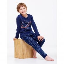 Купить umka пижама детская для мальчика космос 104-012-02-191b