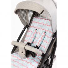 Купить топотушки матрас в прогулочную коляску универсальный фламинго 33
