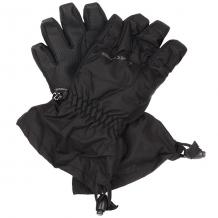 Купить перчатки сноубордические детские dakine yukon glove black черный 1190182