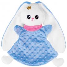 "Купить кукла на руку мякиши ""зайка"", голубой ( id 11913114 )"