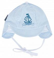 Купить шапка krochetta, цвет: голубой ( id 2669795 )