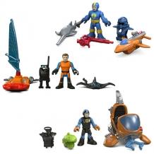 Mattel Imaginext DFY01 Базовый ассортимент морской техники