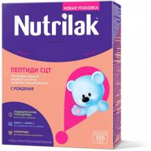 Купить nutrilak заменитель пептиди сцт с 0 мес. 350 г