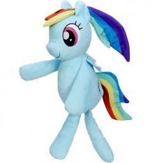Мягкая игрушка My Little Pony My Little Pony Пони Плюшевая Для обнимашек Радуга Дэш 47 см ( ID 5959159 )