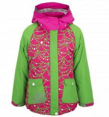 Куртка IcePeak Jane, цвет: розовый/зеленый ( ID 3773242 )