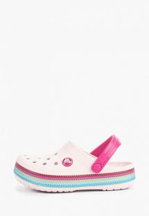 Купить сабо crocs 205525-6pi