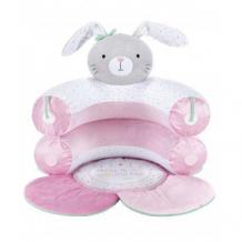 """Купить кресло-коврик """"зайчик"""", розовый mothercare 2994374"""