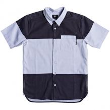 Купить рубашка детская dc howburn boy light blue синий ( id 1198921 )