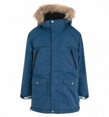 Купить куртка dudelf, цвет: синий ( id 9244123 )