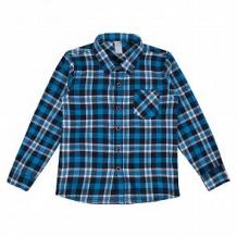 Купить рубашка fun time, цвет: синий ( id 10870331 )