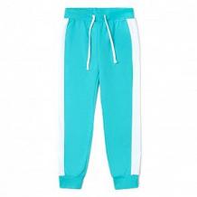 Купить спортивные брюки crockid тропические бабочки, цвет: бирюзовый ( id 12759508 )