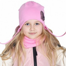 Купить шапка hohloon, цвет: розовый ( id 12605116 )