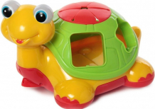 Купить сортер kiddieland - каталка черепаха (рус.яз) kid 049742