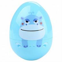 Купить игруша, игрушка-неваляшка, (в асс) бегемотик голубой ( id 11056268 )