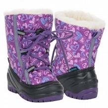 Купить сапоги ortotex, цвет: фиолетовый ( id 11533258 )