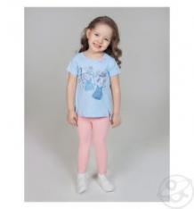 Купить футболка sweet berry, цвет: голубой ( id 10346243 )