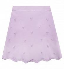 Купить юбка concept club agamemnon, цвет: сиреневый ( id 10304072 )