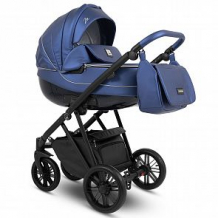 Купить коляска 2 в 1 camarelo zeo, цвет: синий ( id 11368972 )