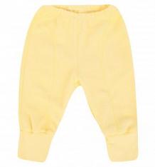 Купить брюки бамбук, цвет: желтый ( id 7477909 )