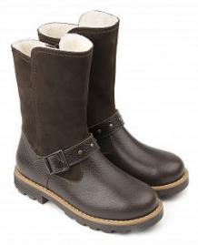 Купить сапоги tapiboo, цвет: коричневый ( id 11815390 )