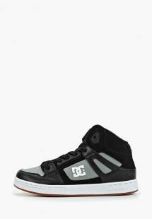 Купить кеды dc shoes dc329abfqeu6a045
