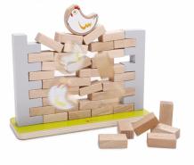 Купить деревянная игрушка classic world игра стена 3516