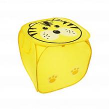Купить корзина для игрушек наша игрушка тигренок ( id 12745600 )