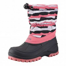 Купить сапоги lassie tundra, цвет: розовый ( id 10965770 )