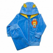 Купить комплект толстовка/брюки takro, цвет: голубой ( id 11137940 )